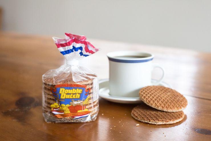 Original Caramel Syrup Waffles